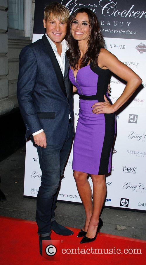 Gary Cockerill and Melanie Sykes 4