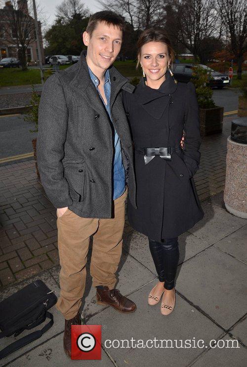 Prodijig dancers Alan Kenefick & Ciara McGillan at...