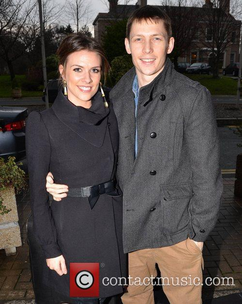 Prodijig dancers Alan Kenefick & Ciara McGillan at...