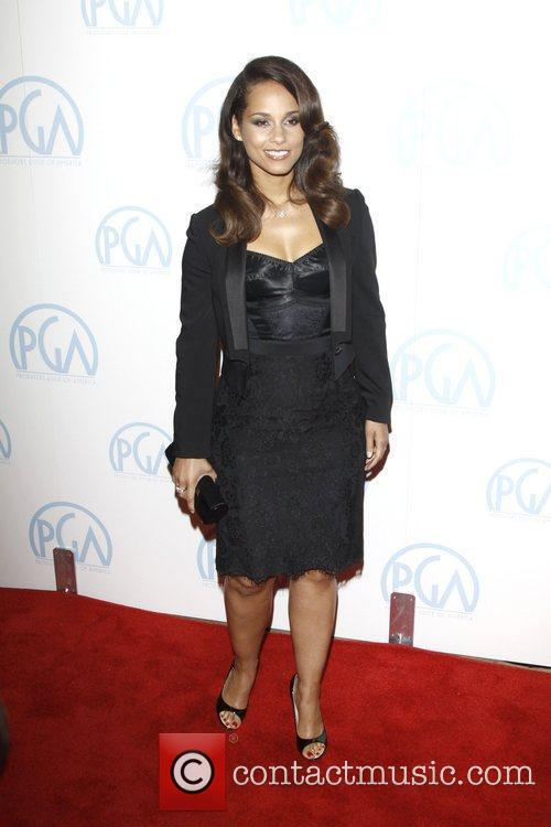 alicia keys the 23rd annual producers guild 5783166