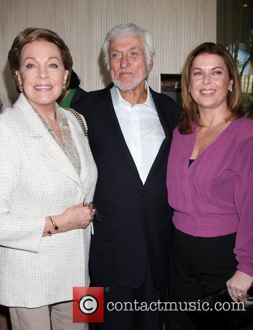 Julie Andrews, Dick Van Dyke and Beverly Hilton Hotel 3