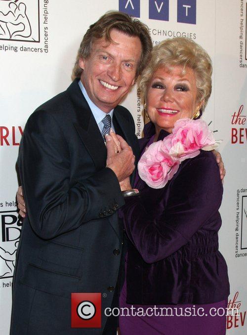 Nigel Lythgoe, Mitzi Gaynor and Beverly Hilton Hotel 3