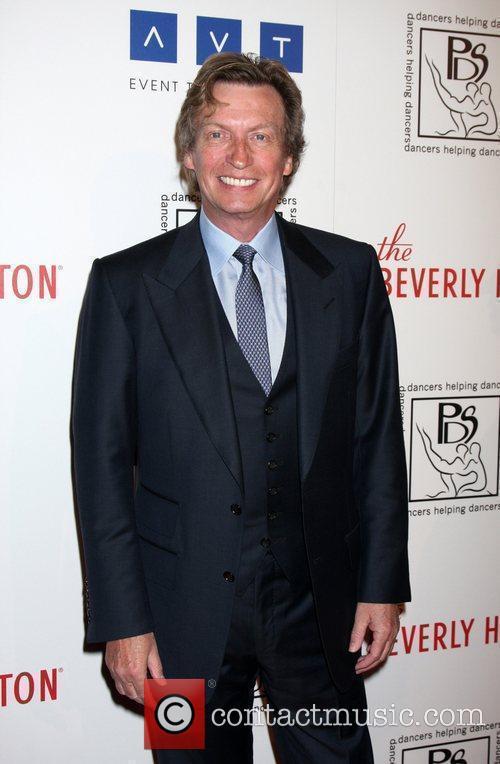 Nigel Lythgoe and Beverly Hilton Hotel 5