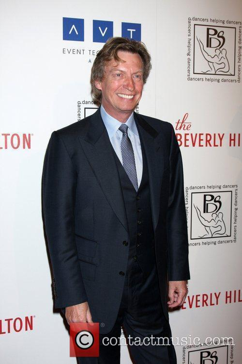 Nigel Lythgoe and Beverly Hilton Hotel 1