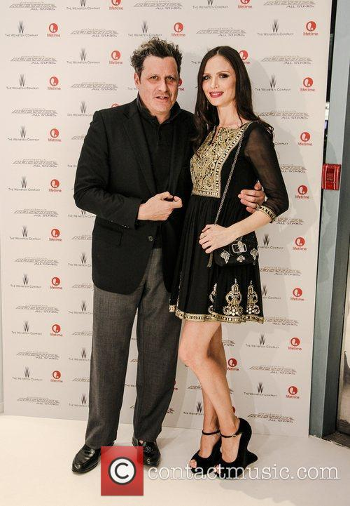 Isaac Mizrahi and Georgina Chapman 2