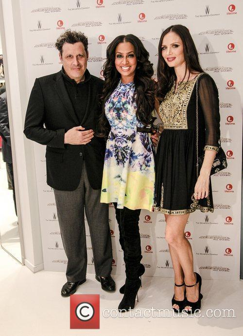 Isaac Mizrahi, Anthony and Georgina Chapman 3