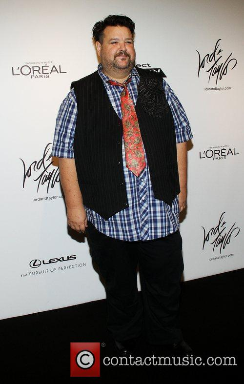 Chris March Project Runway Season 10 wrap party...