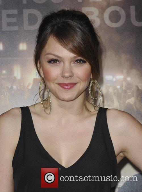 Ainie Teegarden  The Premiere of 'Project X'...
