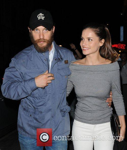 Tom Hardy and Charlotte Riley 3