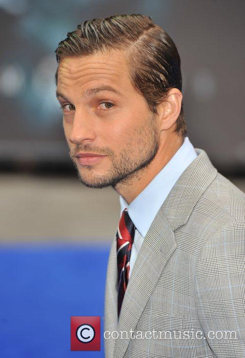 Logan Marshall-green and Empire Leicester Square 1