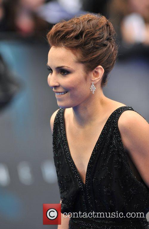 Noomi Rapace who played Elizabeth Shaw
