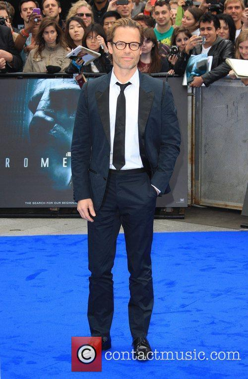 Guy Pearce Prometheus World premiere held at the...