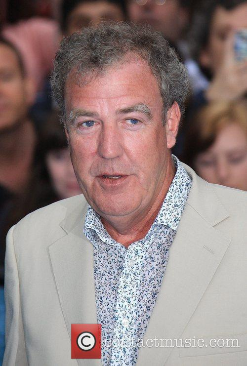 Jeremy Clarkson Prometheus World premiere held at the...