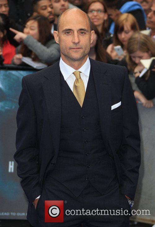 Mark Strong Prometheus World premiere held at the...