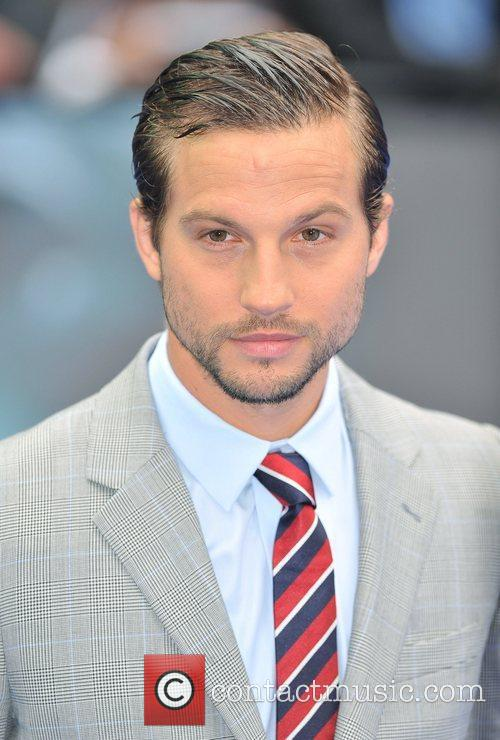 Logan Marshall-green and Empire Leicester Square 2