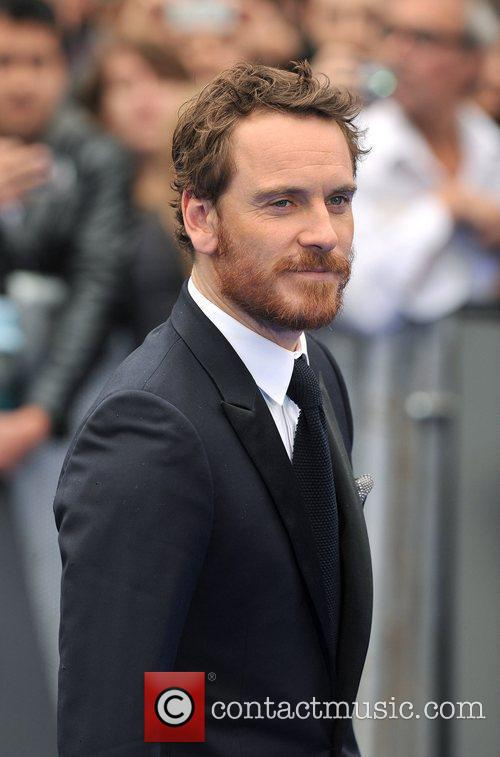 Michael Fassbender and Empire Leicester Square 1
