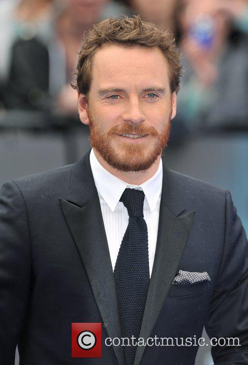 Michael Fassbender and Empire Leicester Square 8