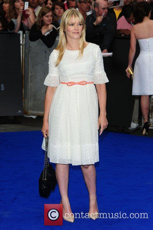 Edith Bowman and Empire Leicester Square 2