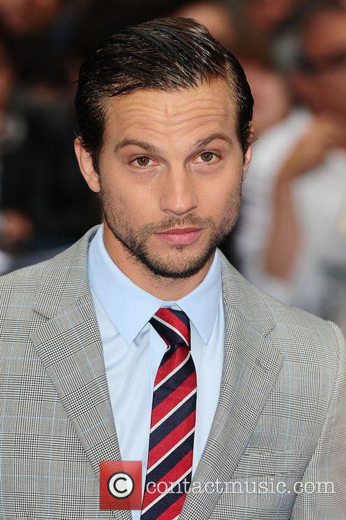 Logan Marshall-green and Empire Leicester Square 5