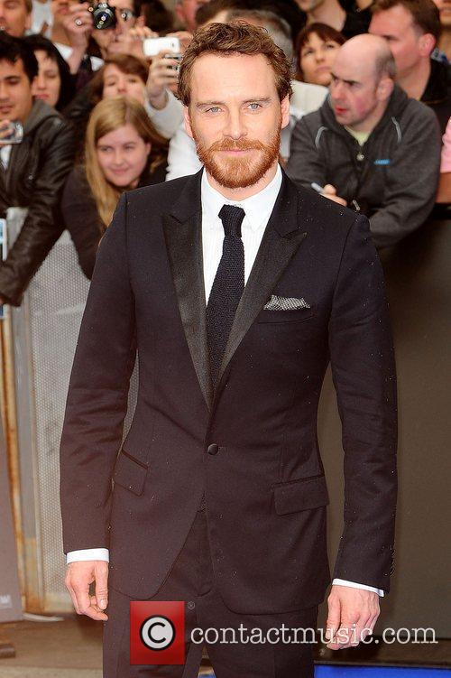 Michael Fassbender and Empire Leicester Square 9