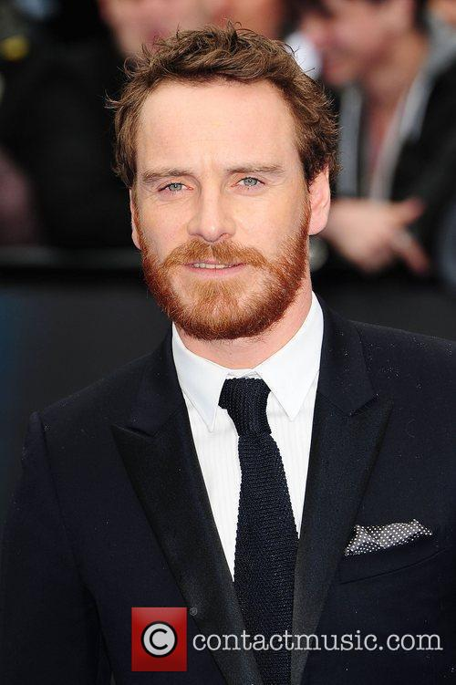 Michael Fassbender and Empire Leicester Square 10