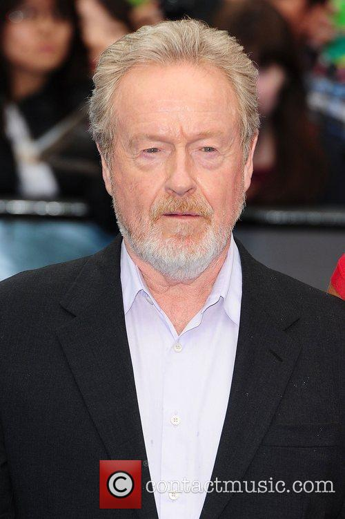 Ridley Scott and Empire Leicester Square 7