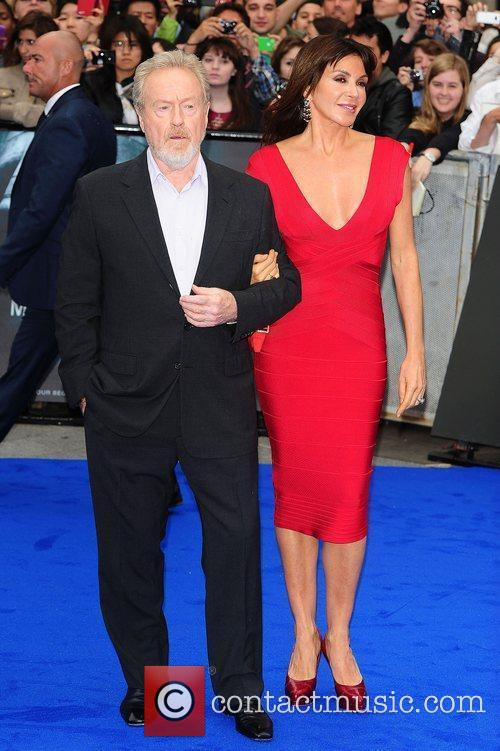 Ridley Scott and Empire Leicester Square 8