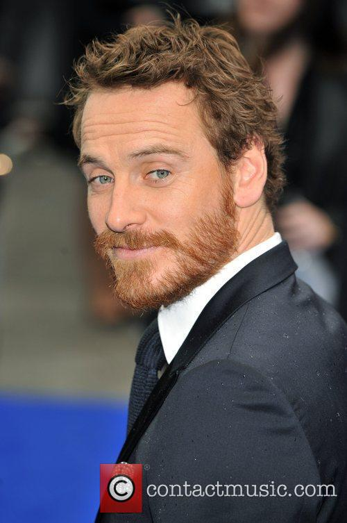 Michael Fassbender and Empire Leicester Square 2