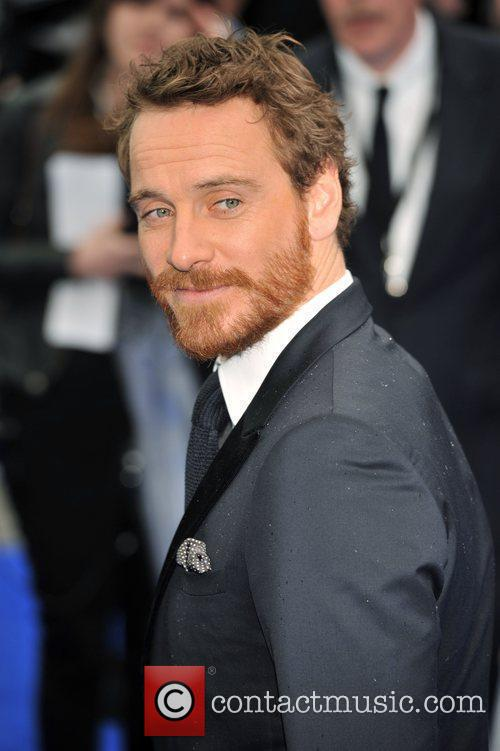 Michael Fassbender and Empire Leicester Square 3