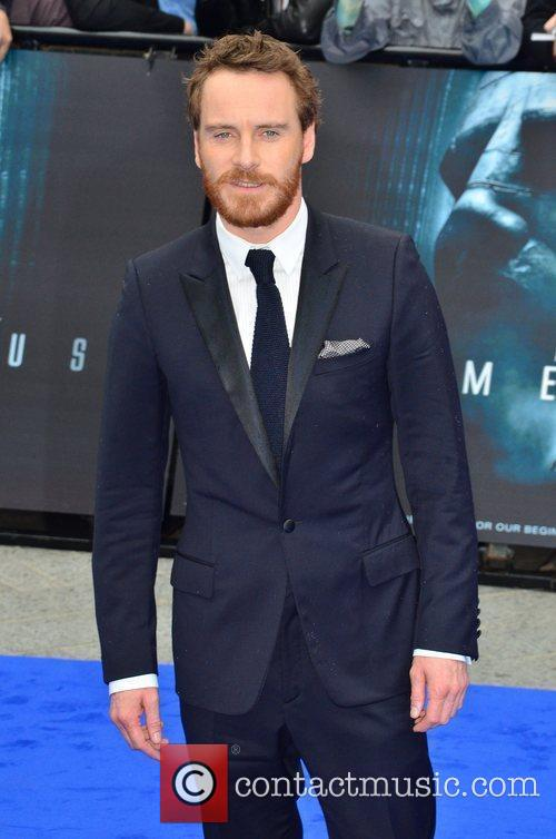 Michael Fassbender and Empire Leicester Square 5