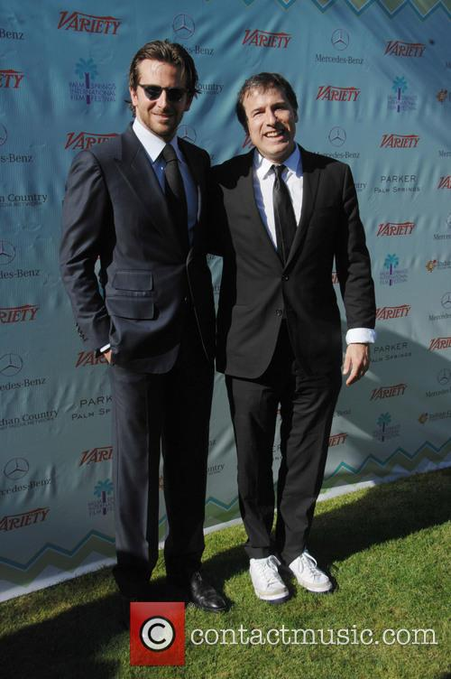 Bradley Cooper & David O. Russell Variety to...