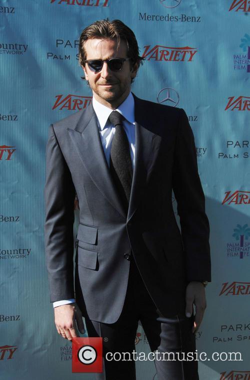 Bradley Cooper Palm Springs Film Festival