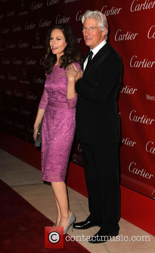 Diane Lane, Richard Gere and Palm Springs International Film Festival Awards Gala 3