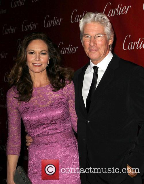 Diane Lane, Richard Gere and Palm Springs International Film Festival Awards Gala 7