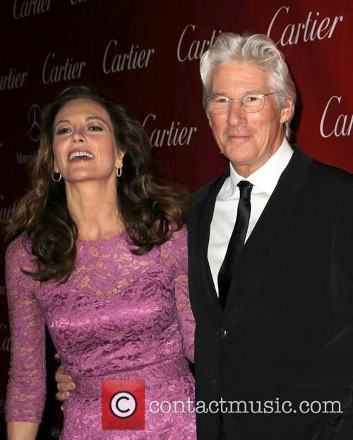 Diane Lane, Richard Gere and Palm Springs International Film Festival Awards Gala 4