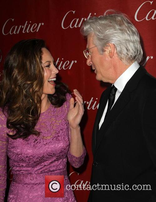 Diane Lane, Richard Gere and Palm Springs International Film Festival Awards Gala 6