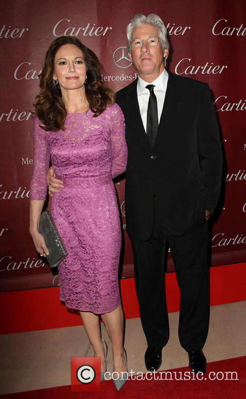Diane Lane, Richard Gere and Palm Springs International Film Festival Awards Gala 1
