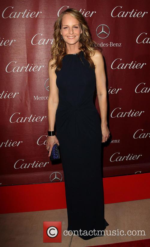 Helen Hunt and Palm Springs International Film Festival Awards Gala 2