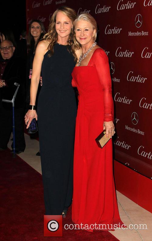 Helen Hunt, Helen Mirren and Palm Springs International Film Festival Awards Gala 7