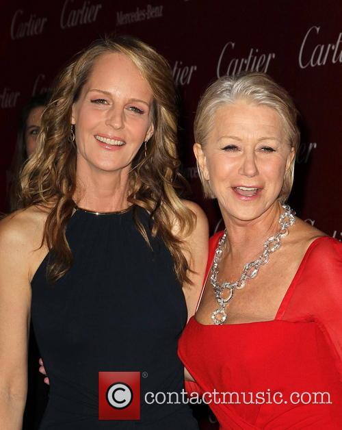 Helen Hunt, Helen Mirren and Palm Springs International Film Festival Awards Gala 4