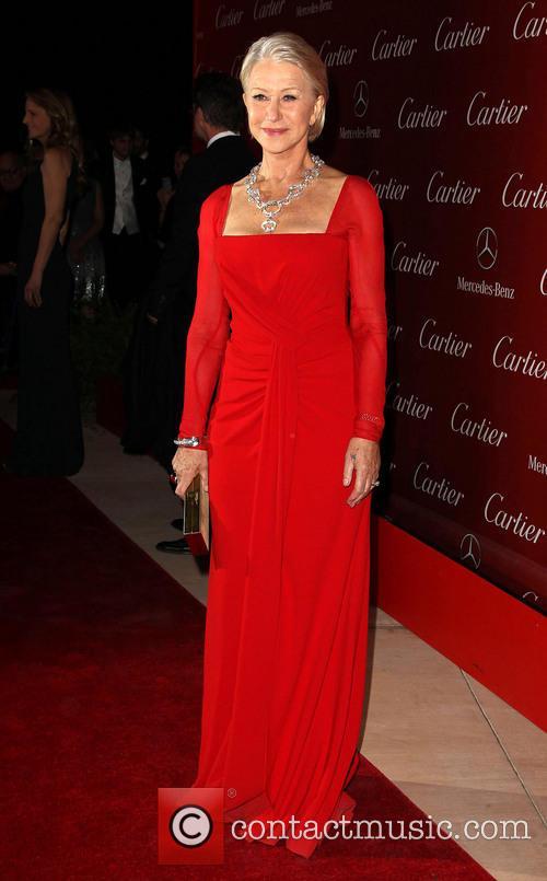 Helen Mirren and Palm Springs International Film Festival Awards Gala 10