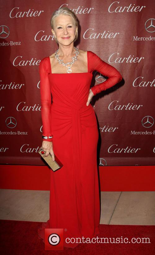 Helen Mirren and Palm Springs International Film Festival Awards Gala 11