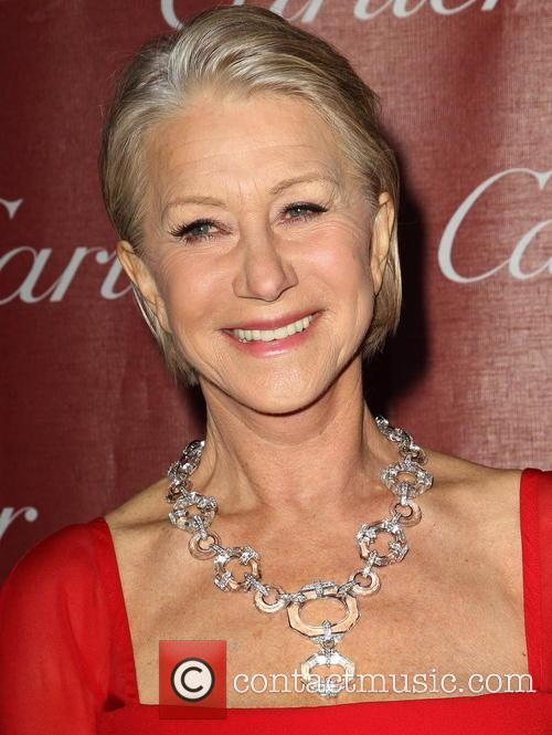 Helen Mirren and Palm Springs International Film Festival Awards Gala 5