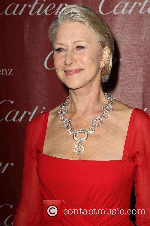 Helen Mirren and Palm Springs International Film Festival Awards Gala 1