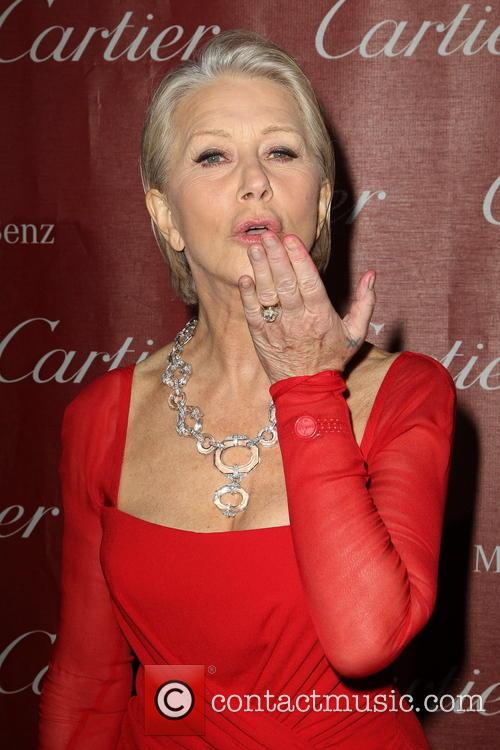 Helen Mirren and Palm Springs International Film Festival Awards Gala 9