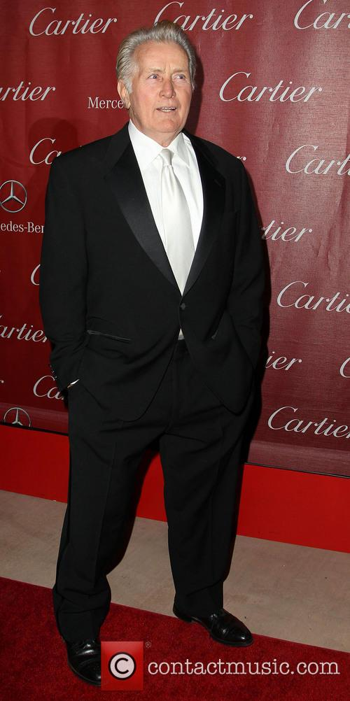 Martin Sheen and Palm Springs International Film Festival Awards Gala 9