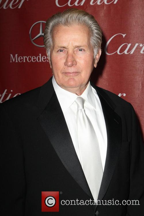 Martin Sheen and Palm Springs International Film Festival Awards Gala 2