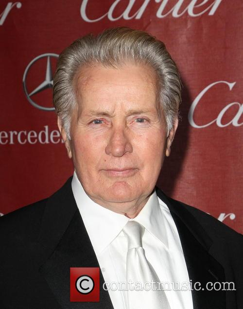 Martin Sheen and Palm Springs International Film Festival Awards Gala 4