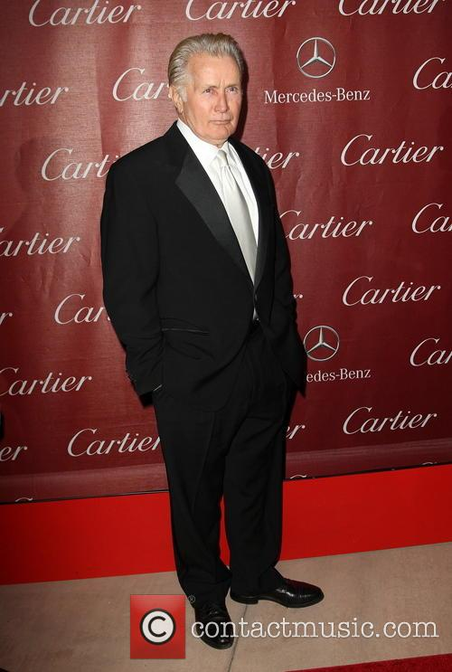 Martin Sheen and Palm Springs International Film Festival Awards Gala 3