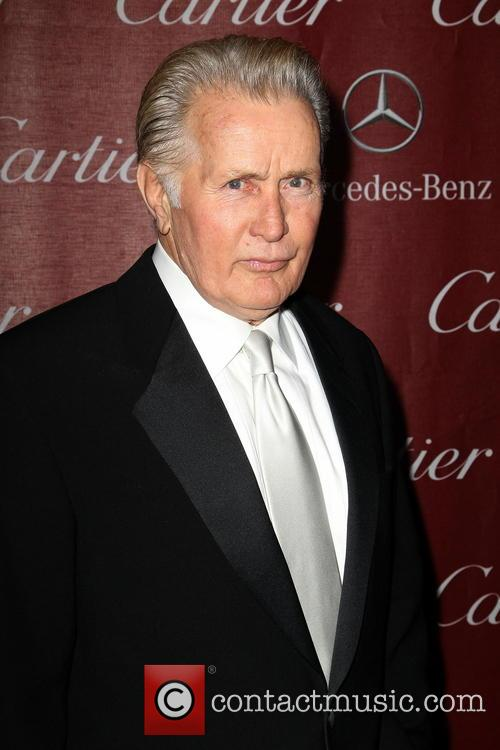 Martin Sheen and Palm Springs International Film Festival Awards Gala 1